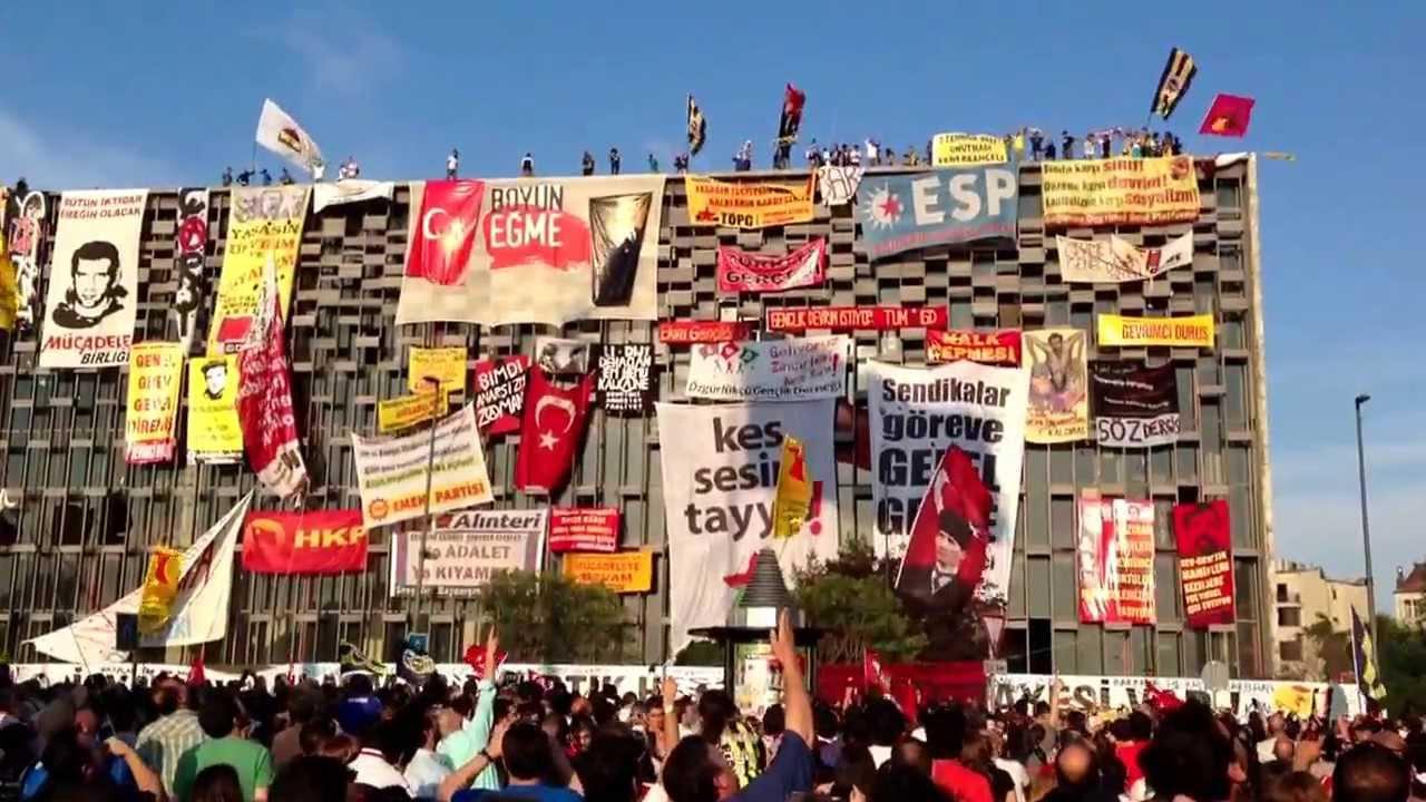 Gezi Parkı Darbesi