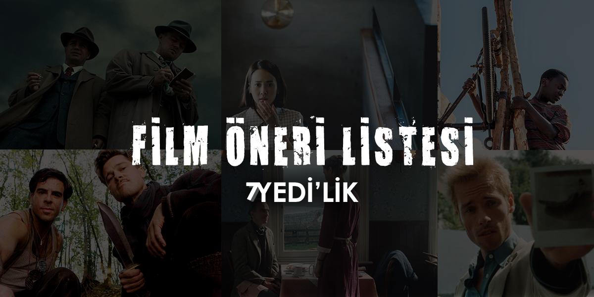Güzel film önerileri