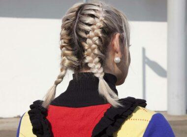 trend saç örgü modelleri