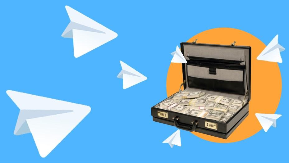 Telegramdan para kazanamak