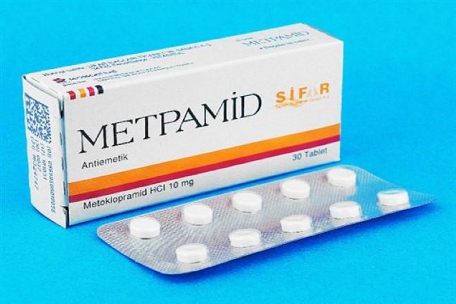 metpamid ne için kullanılır