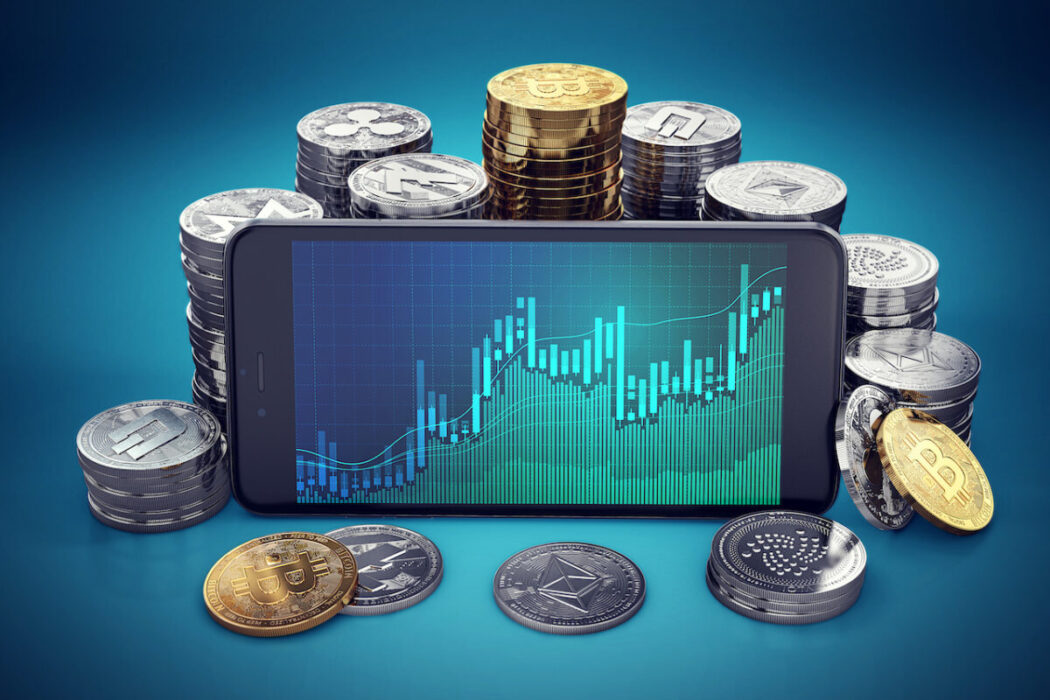 crypto down market